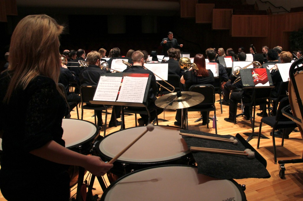UofL Concert Band - 10