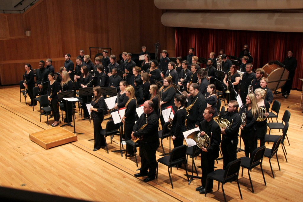UofL Concert Band - 35